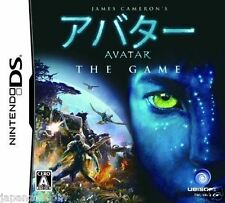 Used DS  Avatar: The Game NINTENDO JAPANESE IMPORT