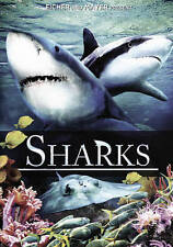 Sharks 3D New DVD