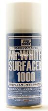 Mr. Hobby Mr. White Surfacer 1000 Spray 170ml B511 B-511 Model Kit Paint Can