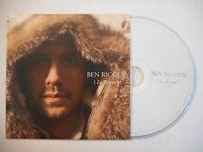 BEN RICOUR : LE RISQUE ▓ CD SINGLE PORT GRATUIT ▓