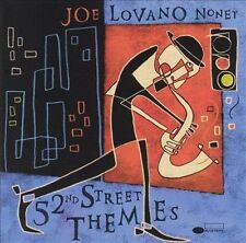 JOE LOVANO Nonet  -  52nd Street Themes  -  New Sealed Blue Note CD