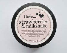 I Love Body Butter Strawberries & Milkshake. 7.7oz .(220gr)