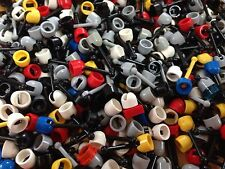 Lego Lot Of 100X Levers / Pull Knob / Star Wars / Car / Ship / Button /100 Parts