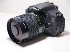 EOS fit 500mm lens =750mm on CANON DIGITAL 1000D 100D for  Photography  40D 50D
