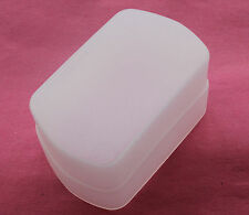 Flash Diffuser Softbox Bounce Cap Box For Sony F58AM Speedlite
