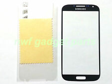 New Front Outer Glass Replacement  for Samsung Galaxy S4 i9500+SP  (Black) US-FL