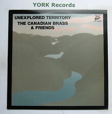 CANADIAN BRASS & FRIENDS - Unexplored Territory - Ex Con LP Record MMG 1119