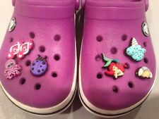 Children's Purple Crocs 10 11