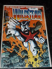 WILDSTAR Comic - No 1 - Date 09/1995 - Image Comic's (Cover 1)