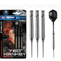 Ted Hankey 90% Tungsten Steel Tip Darts by Winmau