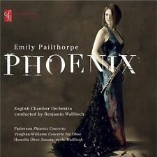 Phoenix, Patterson, Vaughan-Williams, How, New