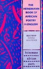 The Heinemann Book of African Poetry in English (African Writers Serie-ExLibrary