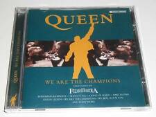 FILMSCORE ORCHESTRA PERFORM QUEEN - WE ARE THE CHAMPIONS - UK 16 TRACK CD ALBUM