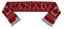 Canada Scarf - Ice Hockey Rugby Football Soccer