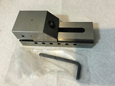"2"" PRECISION GRINDING TOOLMAKER SCREWLESS VISE"