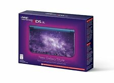 BRAND NEW NINTENDO GALAXY Style 3DS XL Factory Sealed Handheld System LIMITED ED