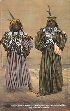 B86454 chunchos campa y amuesha de las montanas   peru ethnics types folklore