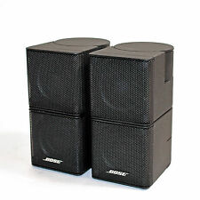 2x Bose Jewel Cubes / kleine Premium Lautsprecher / Surround Satelliten Speaker