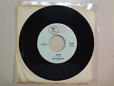 """APOLLOES:Gone 1:59-Summertime Blues 2:07-U.S. 7"""" 1966 Soupa Corp. Records SR 001"""