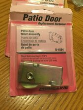 Patio Door Roller Assembly  Replacement Hardware D-1554 Prime Line