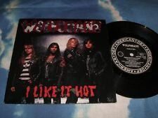 WOLFSBANE UK 7 inch I LIKE IT HOT