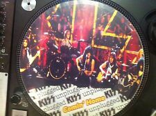 "KISS - Comin' Home Mega Rare Picture Disc 12"" Promo (Hotter Than Hell Single LP)"