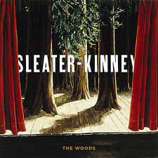 SLEATER-KINNEY The Woods CD NEW Limited Edition [Digipak] May 2005