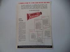 advertising Pubblicità 1948 DENTIFRICIO ERBA GI.VI.EMME