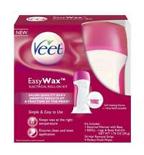 Veet Easy Wax Roll On Hair Remover Wax Kit