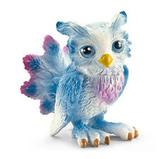 Schleich 70492 Zhuhu Owl Bayala Mythical Ice Creature Toy Model - NIP