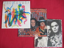 THE ROWANS (3) MINT SEALED LP LOT- SIBLING RIVALRY/JUBILATION/SELF TITLED ASYLUM