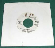 CRYSTAL GAYLE - Don't It Make My Brown Eyes Blue (45 RPM Single) VG+