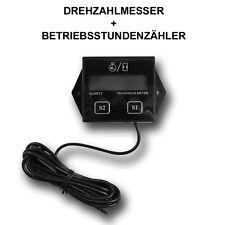Universal Drehzahlmesser Digital Hercules Zündapp Puch Kreidler Simson S53 S51