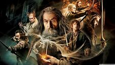 A1 THE HOBBIT SMAUG LOTR LORD OF THE RINGS LARGE WALL ART PRINT PREMIUM POSTER