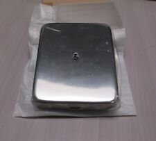 Stainless Steel Western Electric Pay Phone Vault Door -  NOS