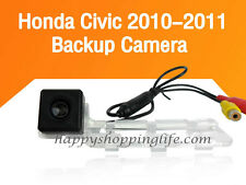 Waterproof Car Rear View Camera for Honda Civic 2010 2011 Back Up Reverse Camera
