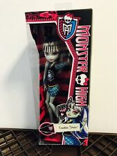 Monster High Frankie Stein MONSTER-FAN Sammlerpuppe SELTEN
