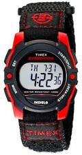 "Timex T49956, Women's ""Expedition"" Black Wrapstrap Watch, Indiglo, T499569J"