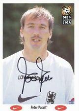 AK 1194 Peter Pacult TSV 1860 Monaco