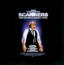Scanners ORIGINAL Kino-Dia / Film-Dia / Diacolor/ David Cronenberg / M. Ironside