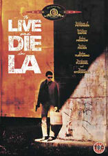 DVD:TO LIVE AND DIE IN LA - NEW Region 2 UK