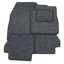 Perfect Fit For VW Touareg 4x4 2nd gen 10  - Anthracite Grey Car Mats / Black Tr