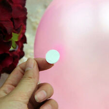 100XEnvelope Adhesive Candle Making Wick Stickers Sticky Dots Stickum Balloon FT