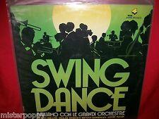 SWING DANCE 2 LP 1984 ITALY MINT- Glenn Miller Tommy Dorsey Artie Shaw Goodman