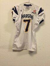 "Pop Warner Men's Chargers Jersey #7 ""Smith"" Sz M (c5)"