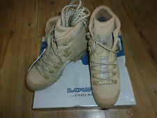 LOWA ELITE DESERT BOOTS WOMANS SIZE: UK 5.5M  EU 39 US 7 NEW