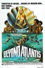 Beyond Atlantis Poster 01 Metal Sign A4 12x8 Aluminium