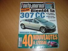 AJ N°571 Spécial nouveautés.BMW 325 ti/Mercedes Coupé
