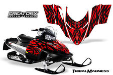 POLARIS SHIFT RMK DRAGON SNOWMOBILE SLED GRAPHICS KIT CREATORX DECALS TMR