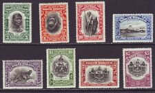 North Borneo 1931 SC 185-192 MH Set Centenary